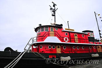 Tugboat John Purves